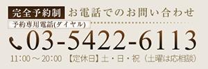 03-5422-6113